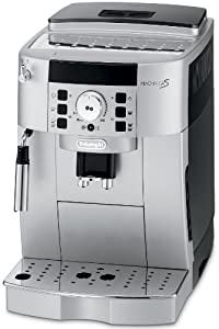 DeLonghi Compact Automatic Cappuccino, Latte and Espresso Machine by Delonghi