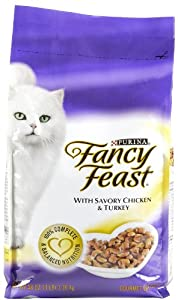 Fancy Feast Gourmet - Savory Chicken & Turkey Formula - 3 lb