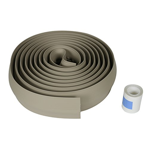 C2G/ Cables To Go 16324 15' Wiremold Corduct Overfloor Cord Protector, Ivory (Carpet Extension Cord compare prices)