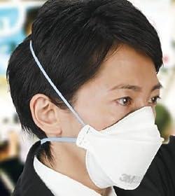 DS2マスク相当品 3M製 9210 N95/1箱20枚入 防護マスク(防塵・防じん)