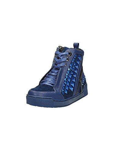 Luciano Barachini 5103b Sneaker DONNA Blu, Taglia 37
