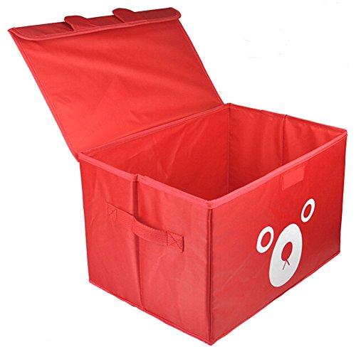 Spinning boîte de rangement boîte à gants Box In Box-princesse Red Bear