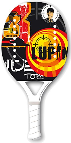RACCHETTA BEACH TENNIS LUPIN 3 by TOM CARUSO