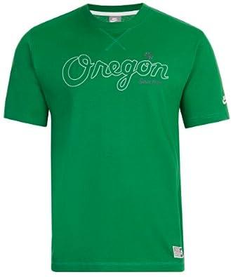 Nike Oregon Green Mens T-shirt Size M