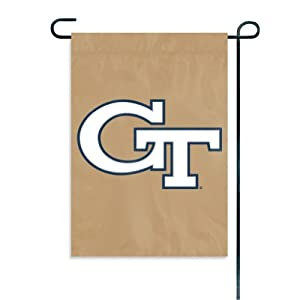 Buy Georgia Tech Yellow Jackets Garden Window Flag by Party Animal