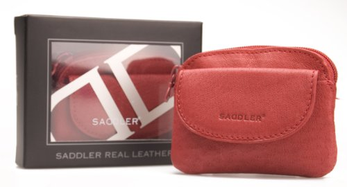 Saddler Genuine Leather Small Coin Purse With