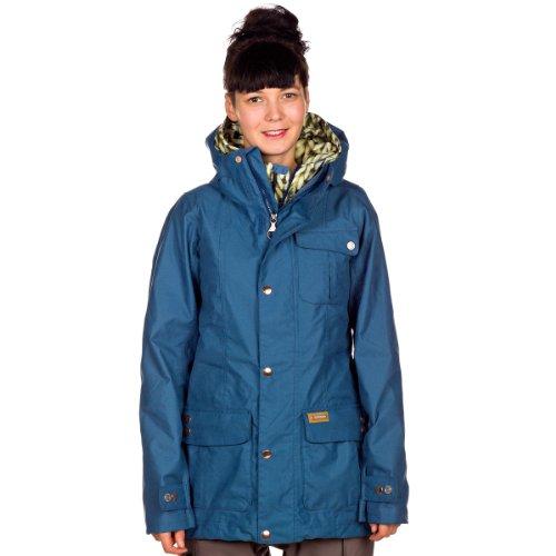 Damen Snowboard Jacke Foursquare Easel Jacket Women