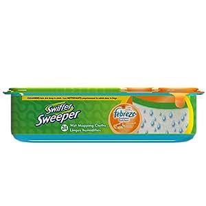Amazon Com Swiffer Wet Mopping Pad Refills Febreze Sweet
