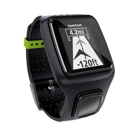 TomTom Runner - Reloj GPS para running, negro