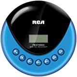 RCA RP3013 Personal CD Player with FM Radio (Discontinued by Manufacturer)
