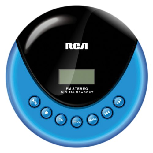 RCA RP3013 Personal CD Player