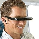 Vuzix iWear AV230 XL Video Glasses ~ VUZIX