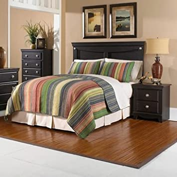 Standard Furniture Carlsbad 2 Piece Panel Bedroom Set