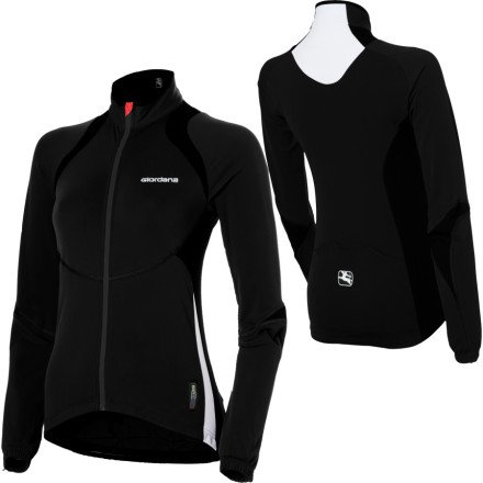Buy Low Price Giordana FormaRed-Carbon Jersey – Long-Sleeve – Women's (GI-WLSJ-FRCA-BLCK-L)
