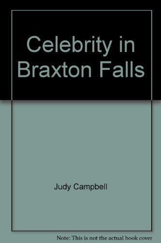 Celebrity in Braxton Falls (Mills & Boon Largeprint Medical)