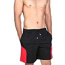 Clifton Mens Black Shorts(XL)