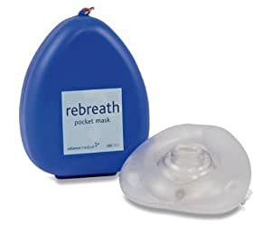 Reliance médical Masque de poche Rebreath