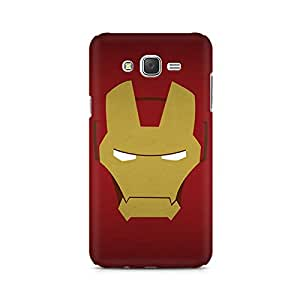 Ebby Iron Man Minimalist Premium Printed Case For Samsung J3 2016