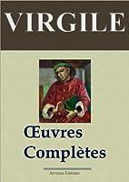 Virgile: Oeuvres compl�tes (Nouvelle �dition augment�e)