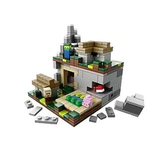 LEGO Minecraft The Village 21105 レゴ マインクラフト