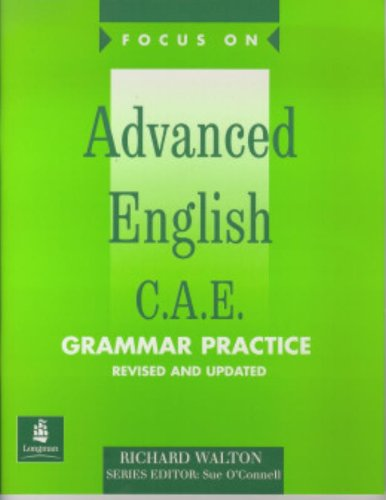 Focus on advanced english: C.A.E. grammar practice
