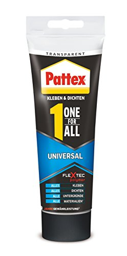 Pattex, colla per fissaggio One for All, trasparente, PXF80