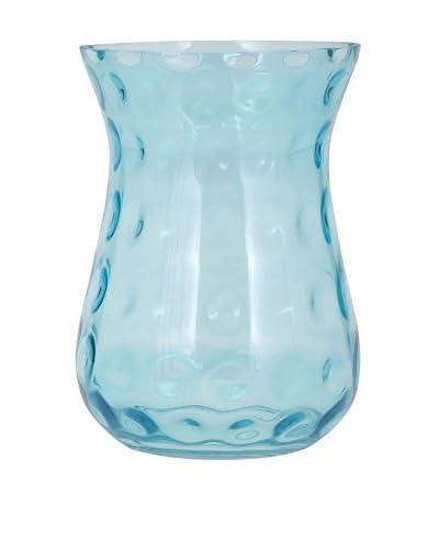 Piper Small Bubble Vase, Blue