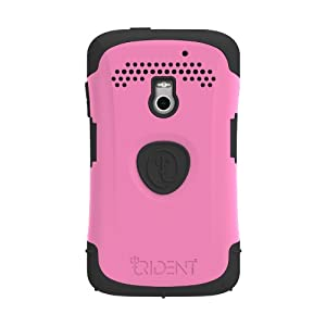 Trident Case AEGIS Series for LG Revolution - Retail Packaging - Pink