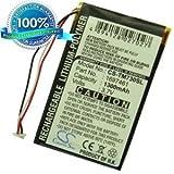Vhbw Battery 1200mAh (3.7V) for TomTom Go 520 720 920.