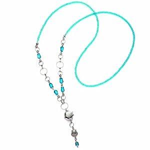 Leonardo Jewels Damen-Halskette Fish Aquatica 80cm 013192