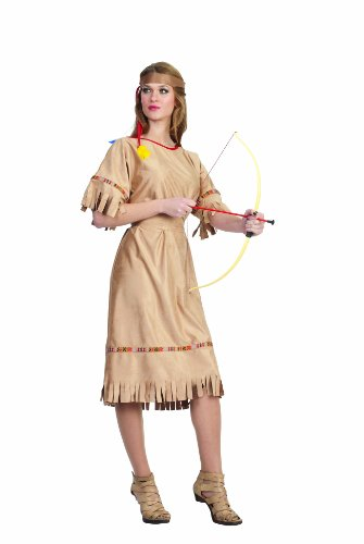 RG Costumes Women's Native American Maiden