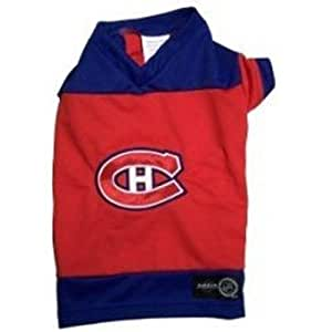 Montreal Canadiens - Dog Hockey Jersey - Medium