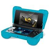 Nintendo 3DS Comfort Grip - Transparent Blue