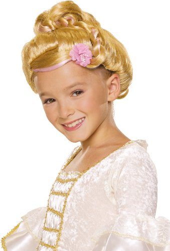 Rubies Sophisticated Blonde Princess Wig - 1