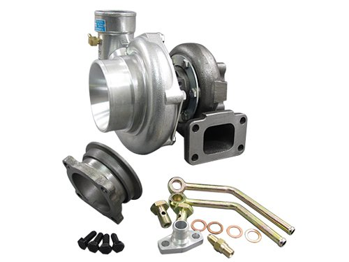 Top Review Cheap CXRacing GT35 Turbo Charger T3 Civic