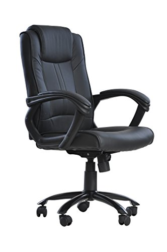 Ergonomic Leather Office Executive Chair Computer