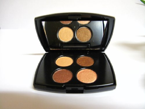 Lancome Color Design Eye Shadow Palette Impress/ Avant Gold/ Gold Riche/ Spakling Brown ** Travel Size **