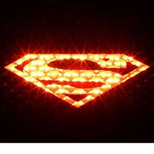 Superman Brake Light