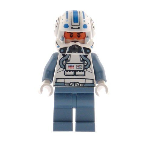Captain Jag - LEGO Star Wars Minifigure