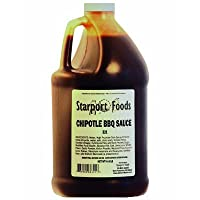 Chipotle BBQ Sauce - 1/2 Gallon, Net Wt. 5.5 Lbs.
