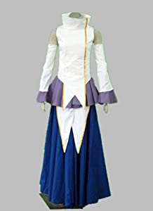 Leecos Mobile Suit Gundam Seed Lacus Clyne Cosplay Costume Please Email Us Your Size