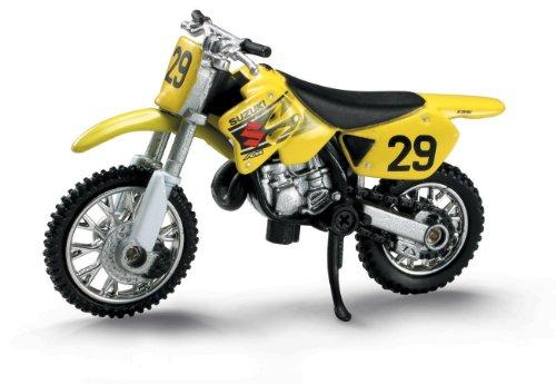 NewRay 1/32 Die-Cast Motorcycle: Suzuki RM 125