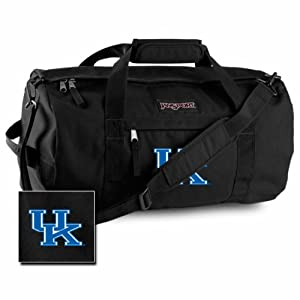 "Kentucky Wildcats Embroidered JanSport Embroidered 30"" Sport Duffel Bag"