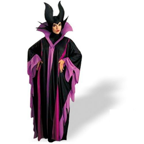 Disguise Women's Disney Sleeping Beauty Maleficent Deluxe Costume