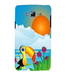 printtech Nature Animated Back Case Cover for Samsung Galaxy Grand Prime G530h