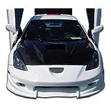 2000-2005 Toyota Celica Duraflex Vader Front Bumper Cover - 1 Piece