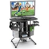 Atlantic TV Stand / Gaming Hub - Carbon Fiber