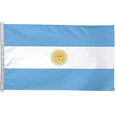 Argentina NATIONAL Flag 3x5 NEW 3 x 5 Football Banner