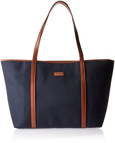 #CHICECO #Nylon #Groß #Reise #Shopper #Tasche #Handtasche #Damen  #8211; #Blau und #Braun