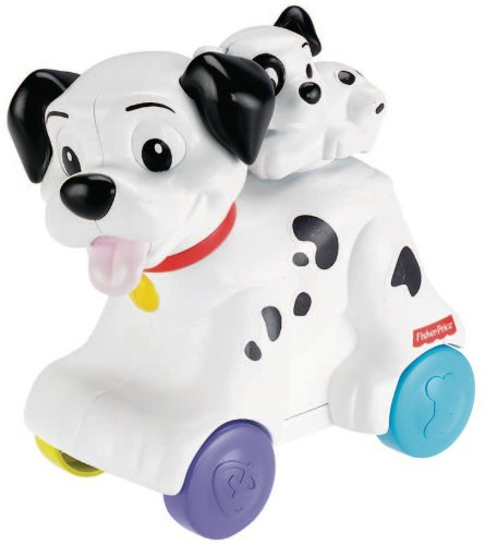 Fisher-Price Disney Amazing Animals Rolling Tunes Pongo